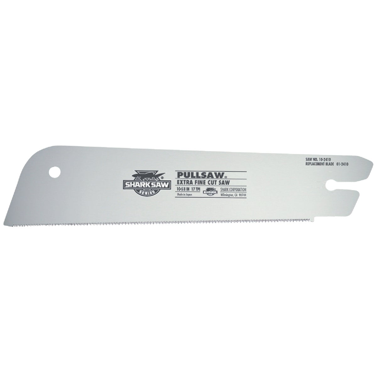 """10-5/8"""" REPLACEMNT BLADE - 01-2410 by Shark Corporation"""