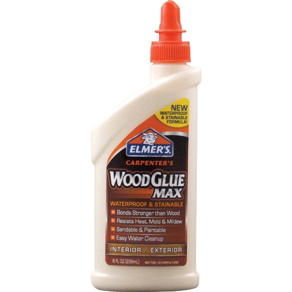 8OZ EXTERIOR WOOD GLUE - E7300 by Elmers Products Inc