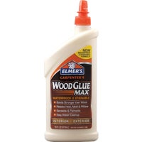 Elmers Prod 16OZ EXTERIOR WOOD GLUE E7310