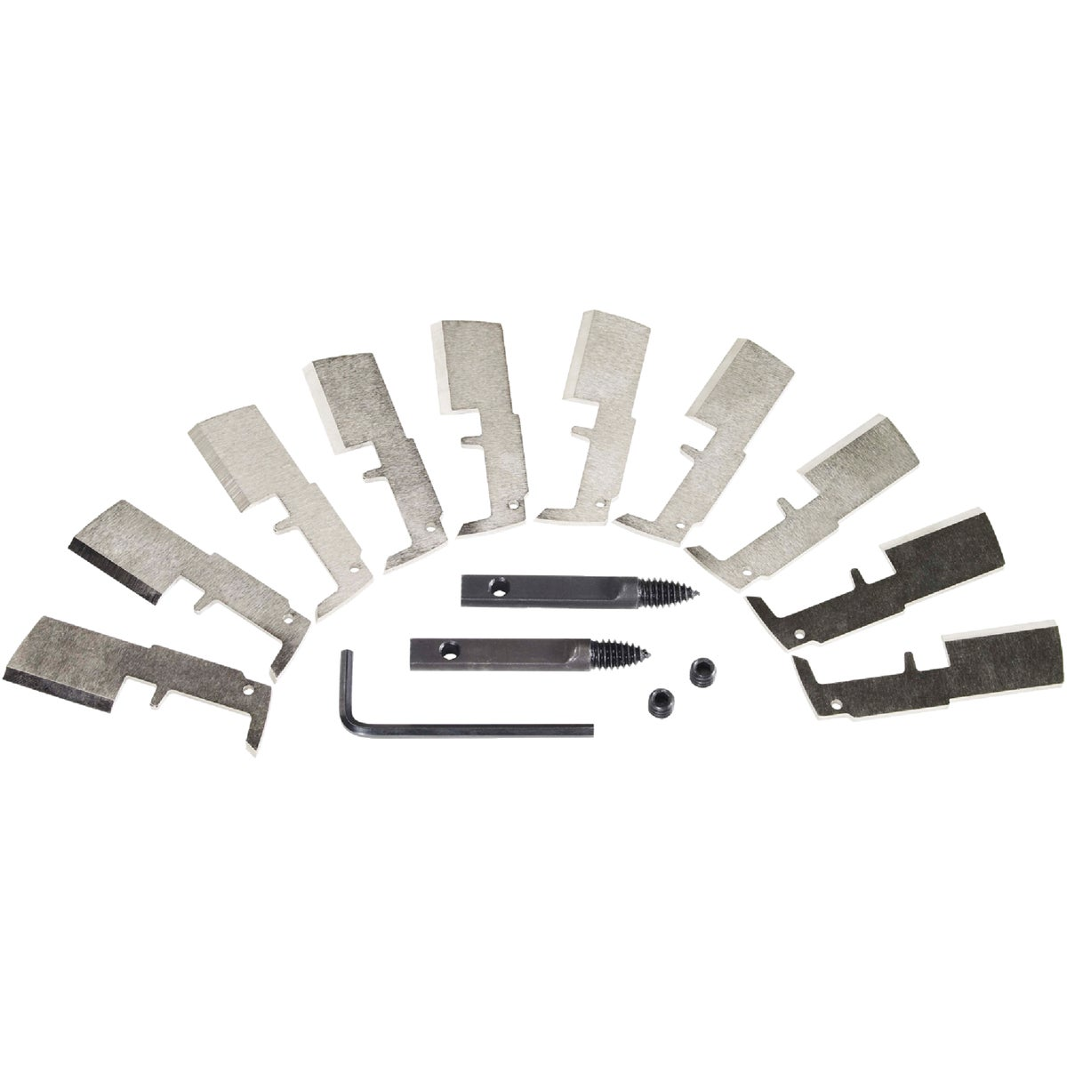 "10PK 1-3/8"" SWITCHBLADES - 48255320 by Milwaukee Accessory"