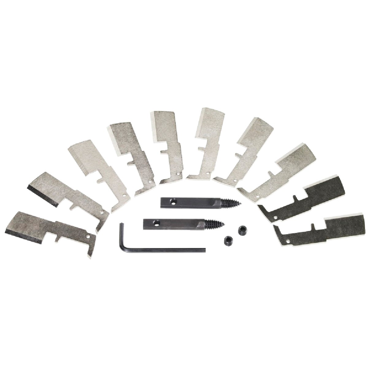 "10PK 2-9/16"" SWITCHBLADE - 48-25-5350 by Milwaukee Accessory"