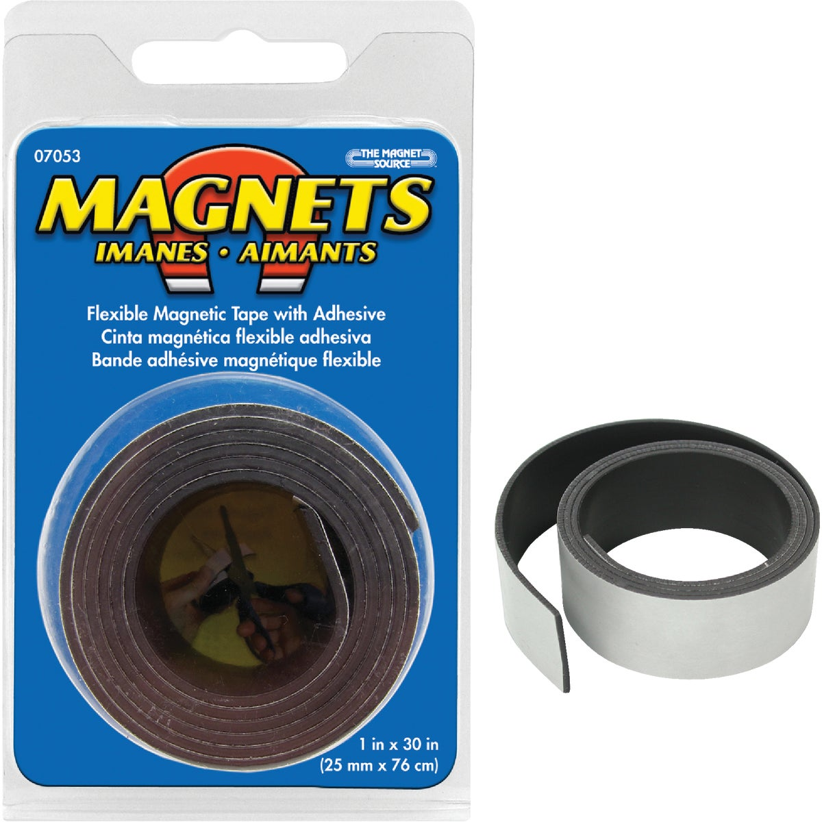 1X30 MAGNETIC TAPE - 07053 by Master Magnetics