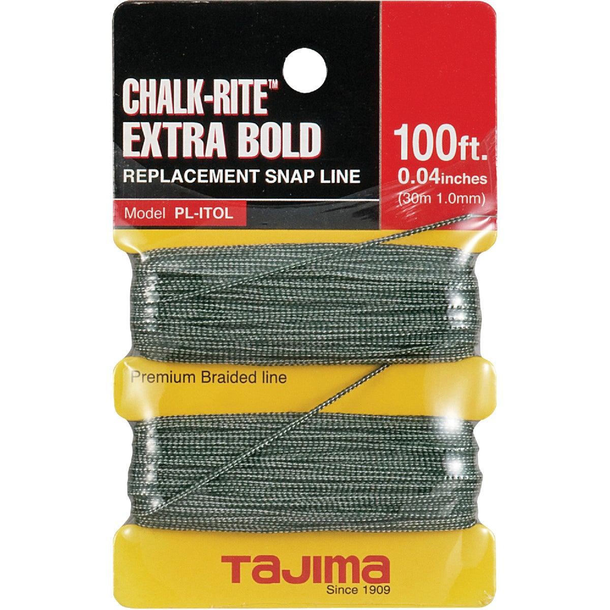 EXTRA BOLD SNAP LINE - PL-ITOL by Tajima Tool Corp