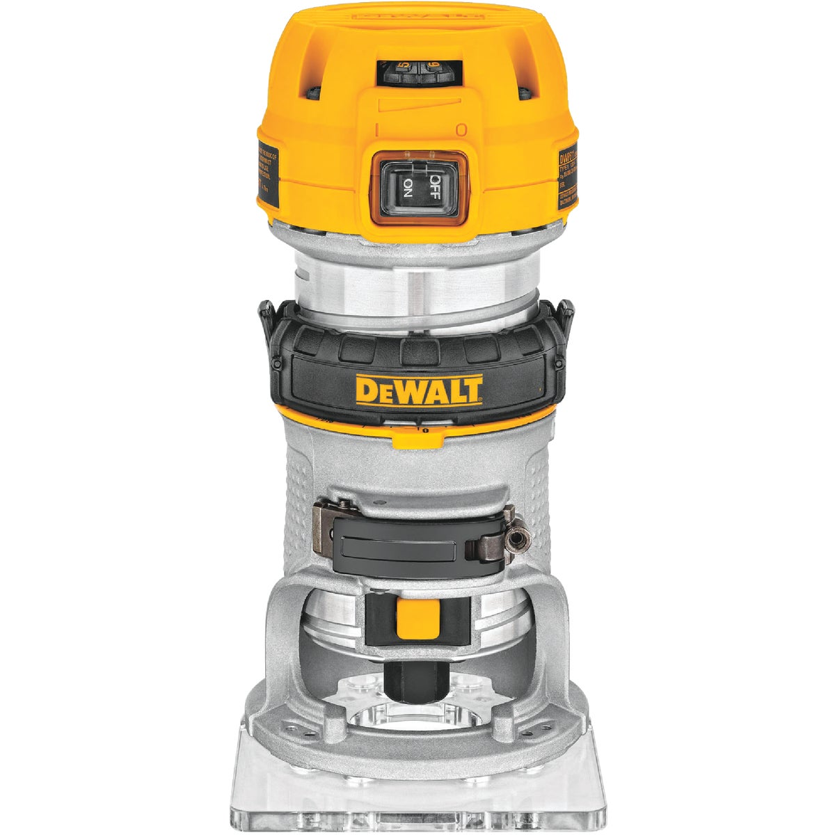 1.25HP PALM ROUTER - DWP611 by DeWalt