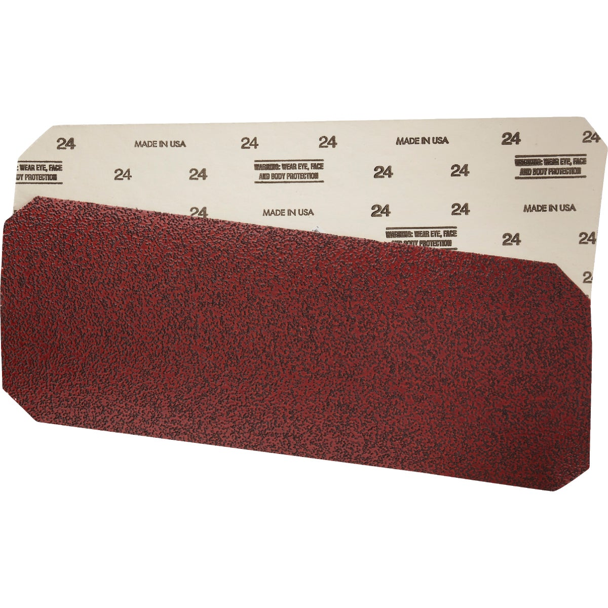24G FLOOR SANDING SHEET - 002-830024 by Virginia Abrasives