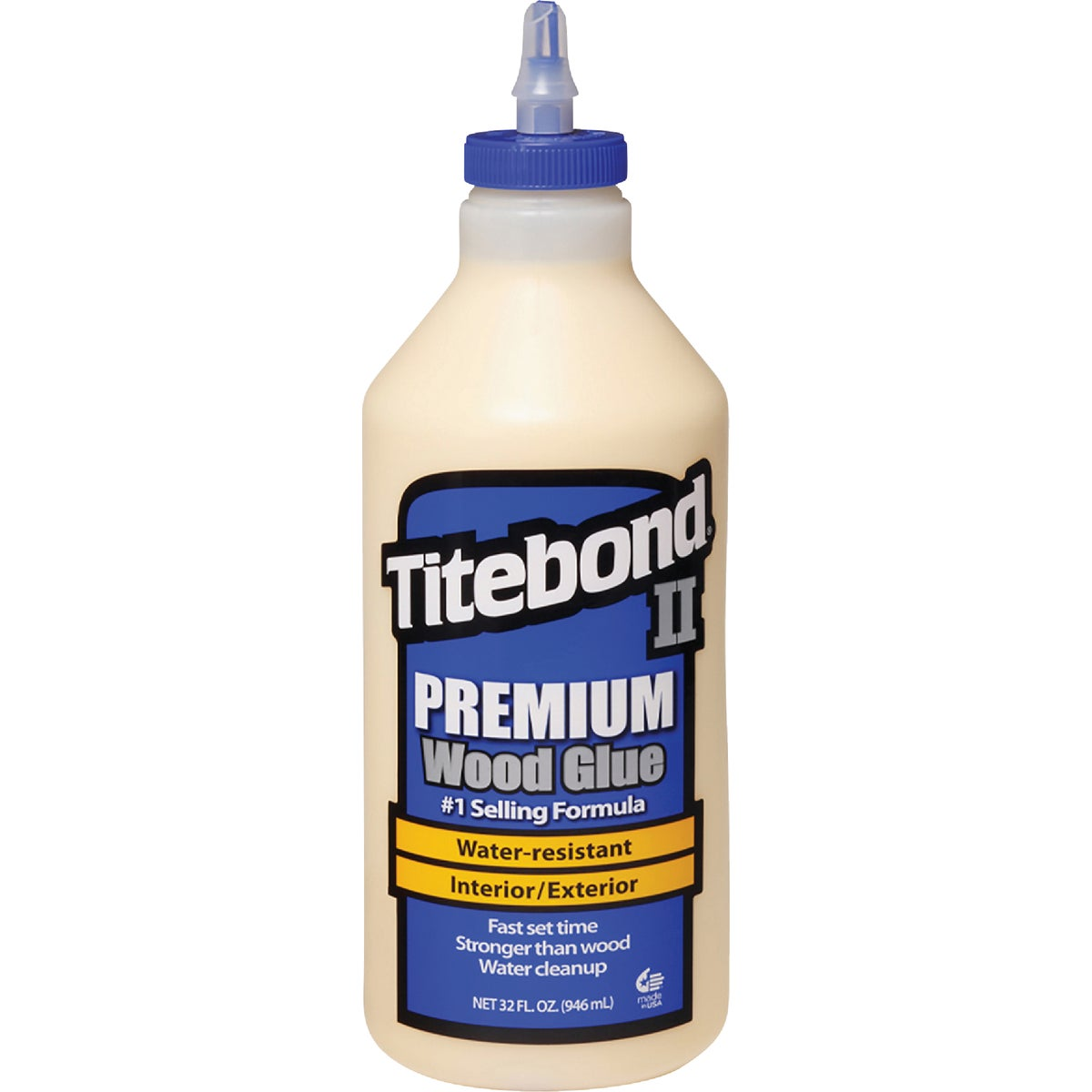 QT TITEBOND II GLUE - 5005 by Franklin Interl