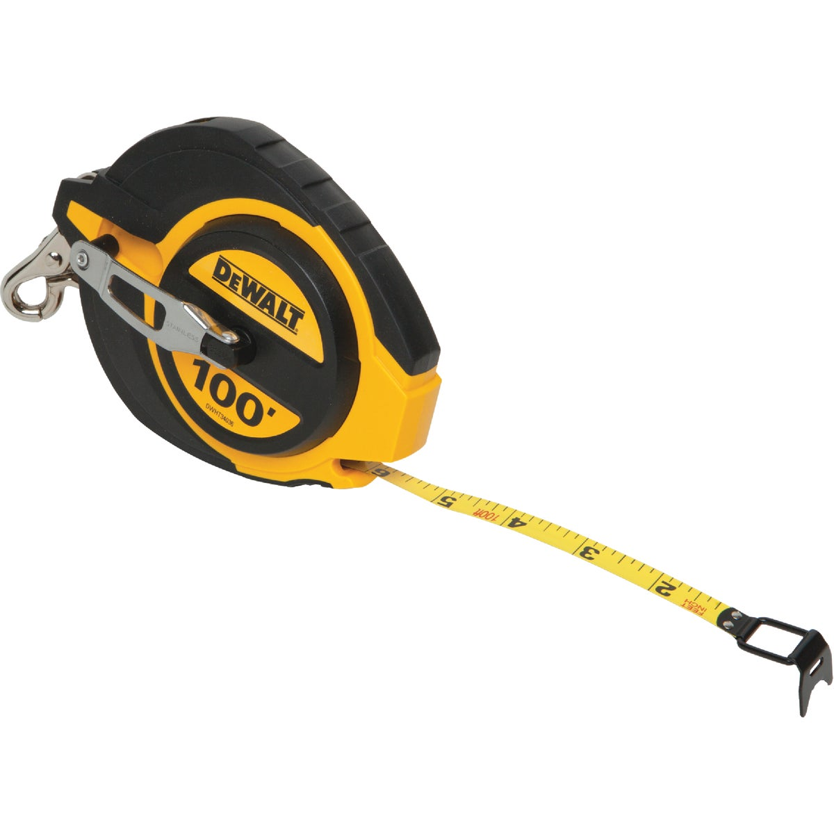 100' CLOSED TAPE REEL - DWHT34036 by Stanley Tools
