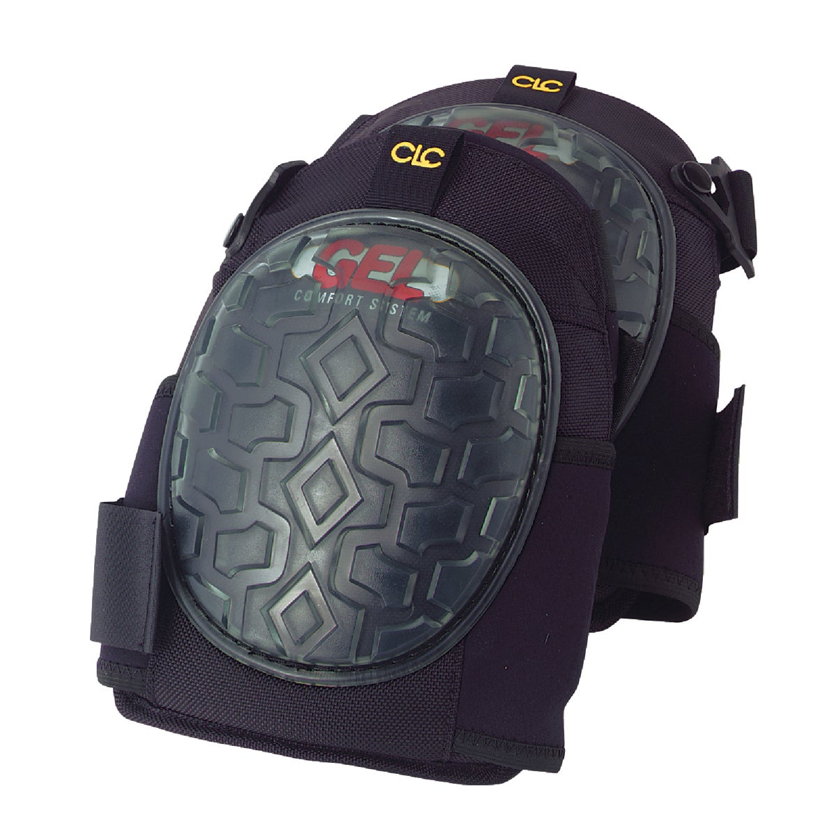 GEL KNEEPADS - G340 by Custom Leathercraft