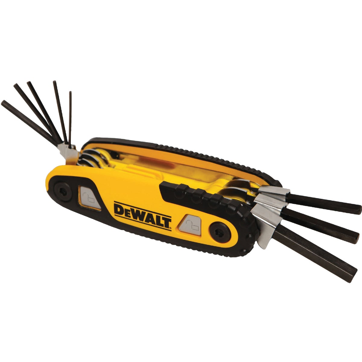 MM HEX KEY SET - DWHT70263M by Stanley Tools