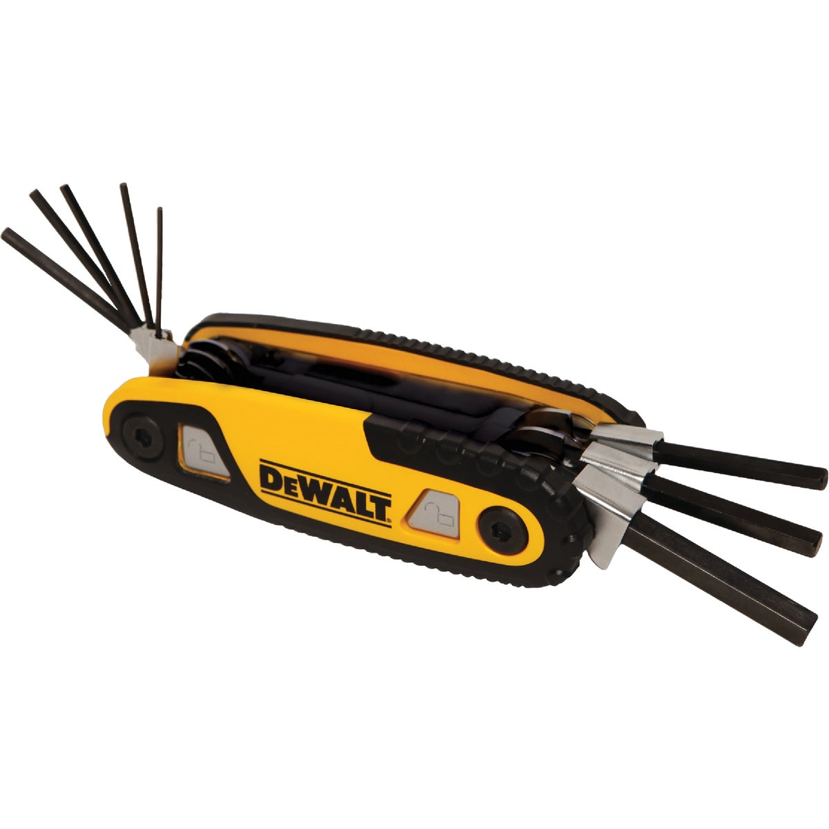 DeWalt Folding & Locking Hex Key Set
