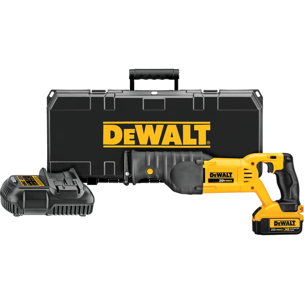 20V RECIPROCATING SAW - DCS380M1 by DeWalt