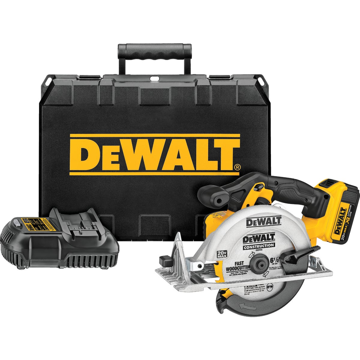 20V CIRCULAR SAW - DCS391M1 by DeWalt