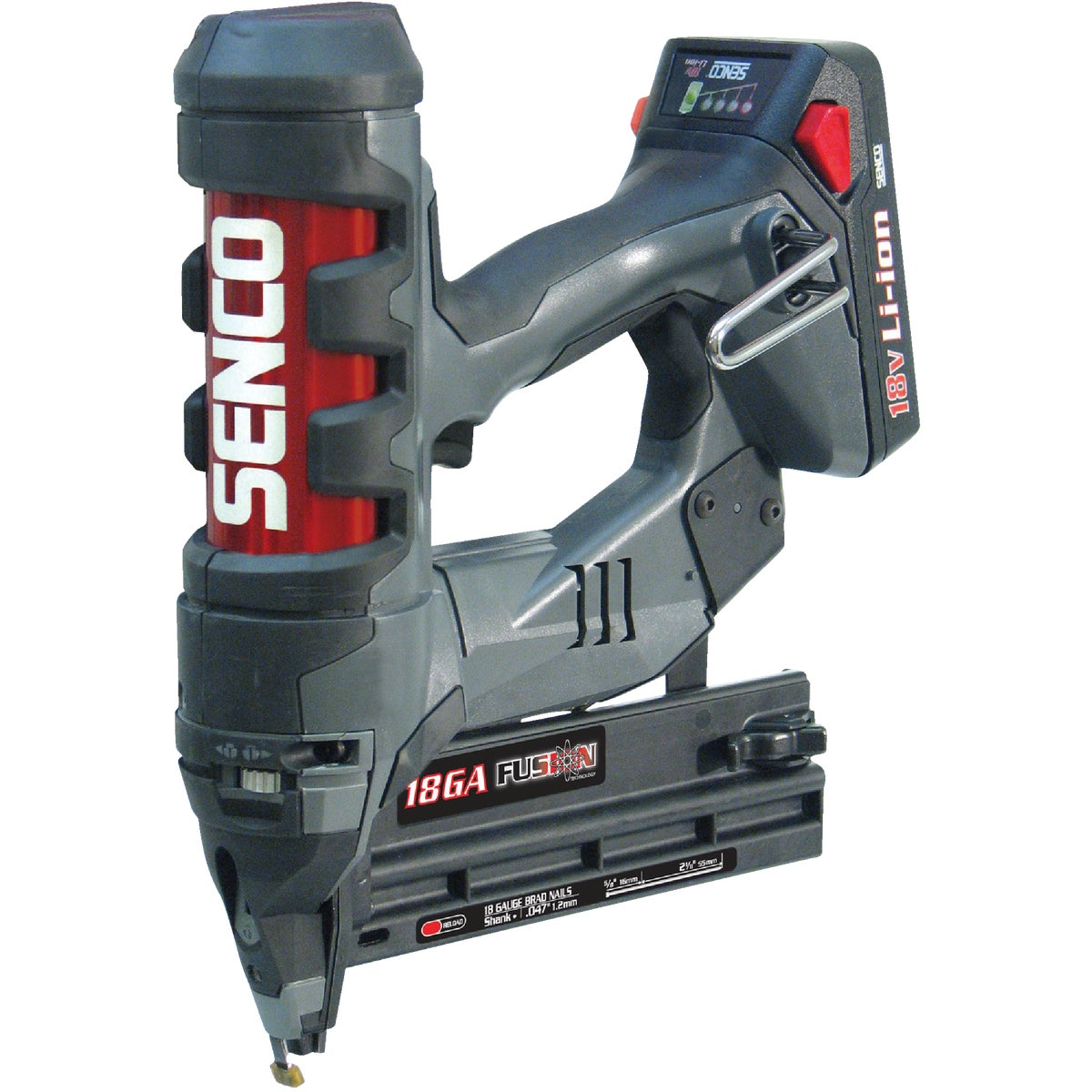 "18G 2-1/8"" BRAD NAILER - 6E0001N by Senco Brands"