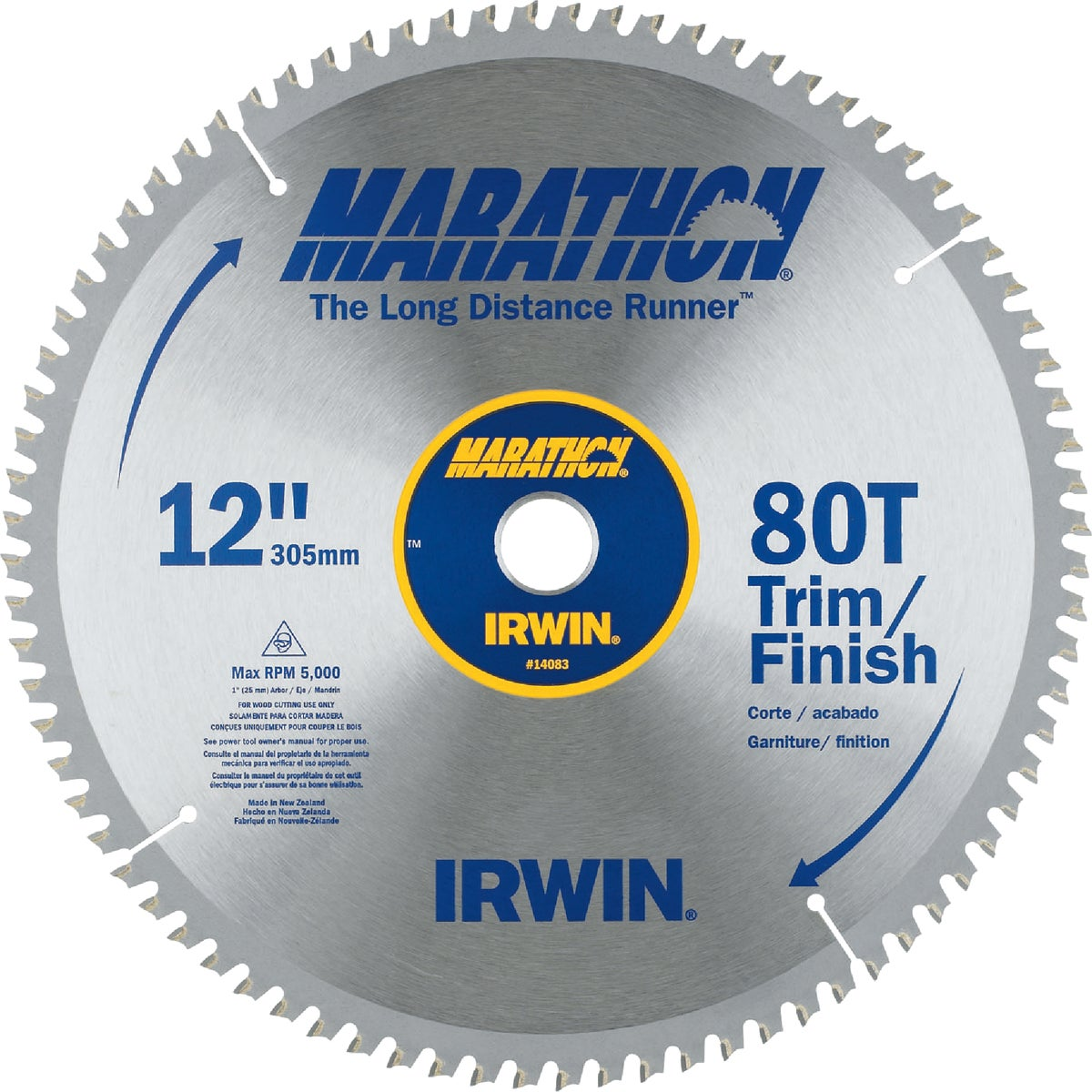 Irwin 12