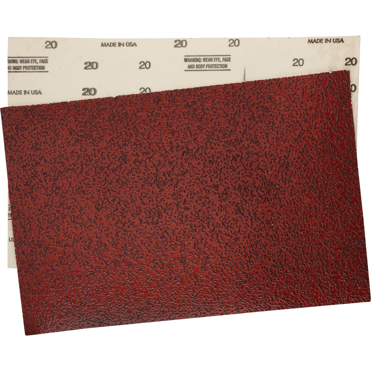 12X18 20G SANDING SHEET - 206-834020 by Virginia Abrasives