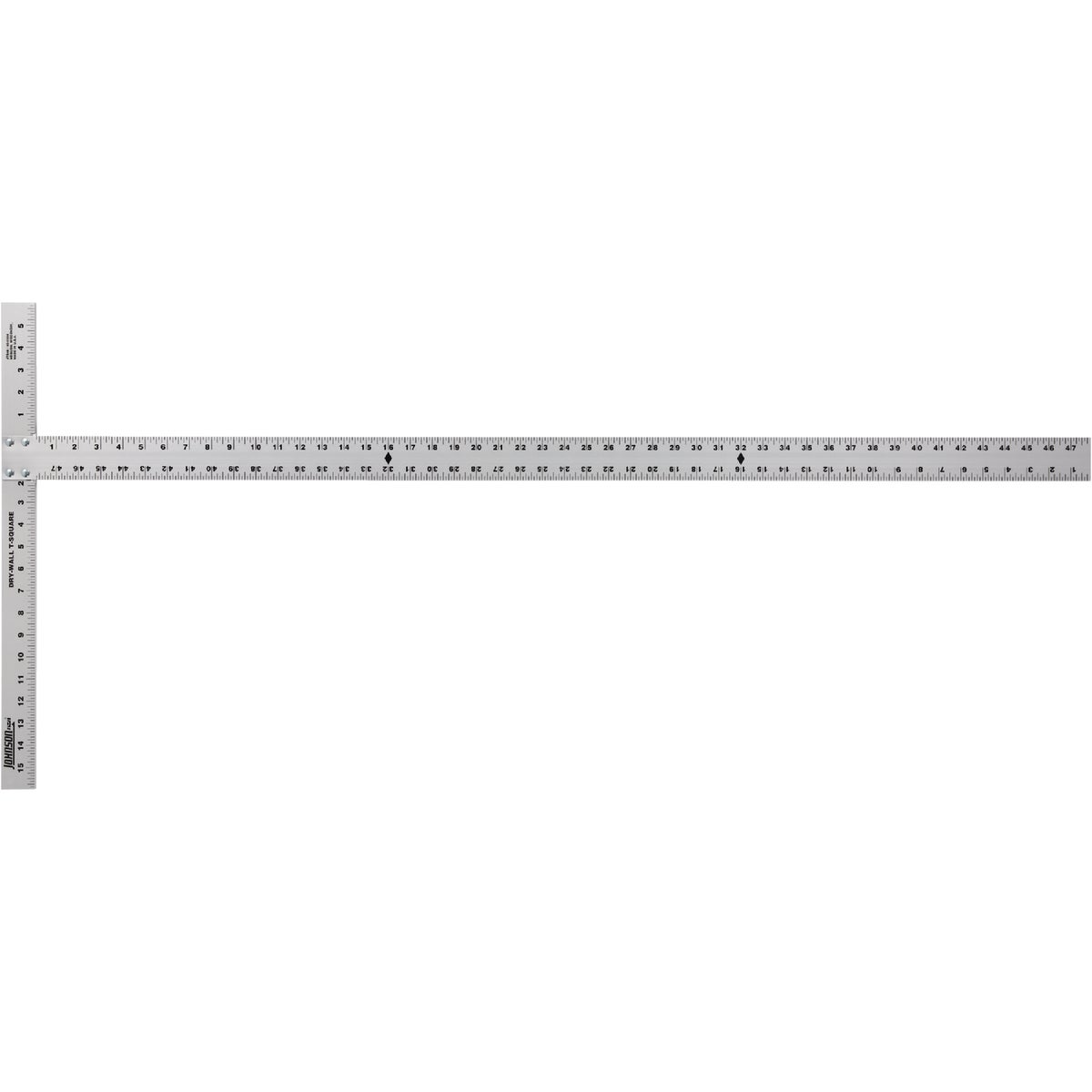 "48"" DRYWALL SQUARE - JTS48 by Johnson Level & Tool"