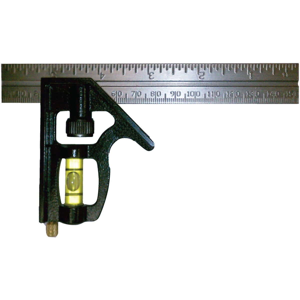 "6"" METRIC COMBO SQUARE - 406EM by Johnson Level & Tool"