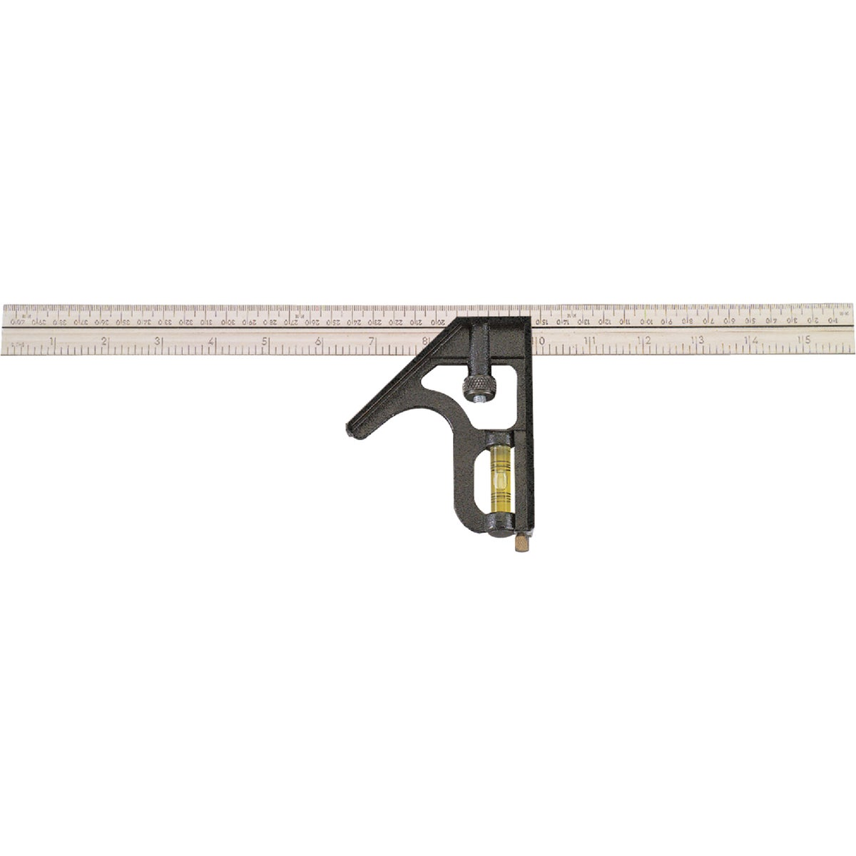 "16"" METRIC COMBO SQUARE - 420EM by Johnson Level & Tool"