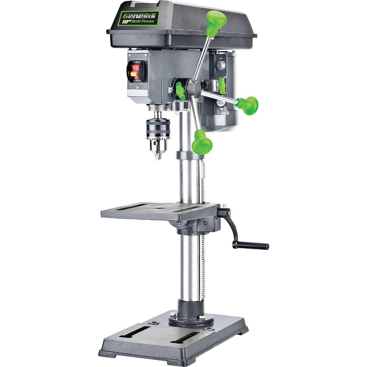 """Details about SKIL POWER TOOLS 3320-01 10"""" BENCH TOP DRILL PRESS"""