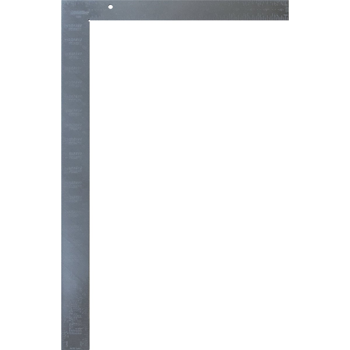 """24"""" STEEL RAFTER SQUARE"""