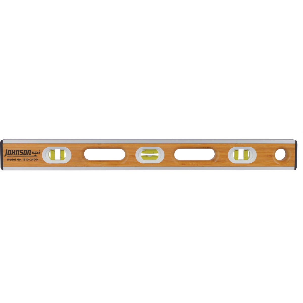 "24"" BAMBOO LEVEL - 1600-2400 by Johnson Level & Tool"