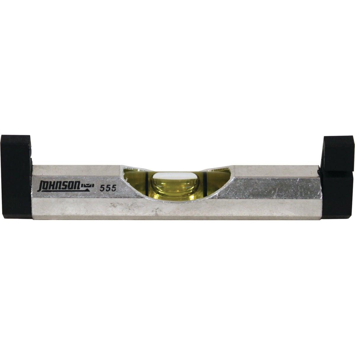 ALUMINUM LINE LEVEL - 555 by Johnson Level & Tool