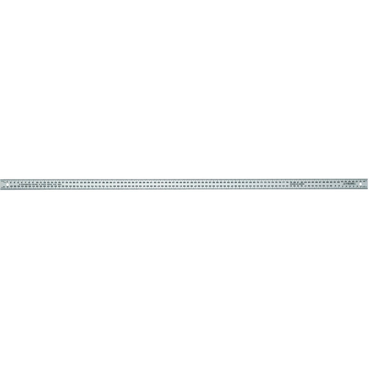 METRIC RULER - 3900 by Johnson Level & Tool