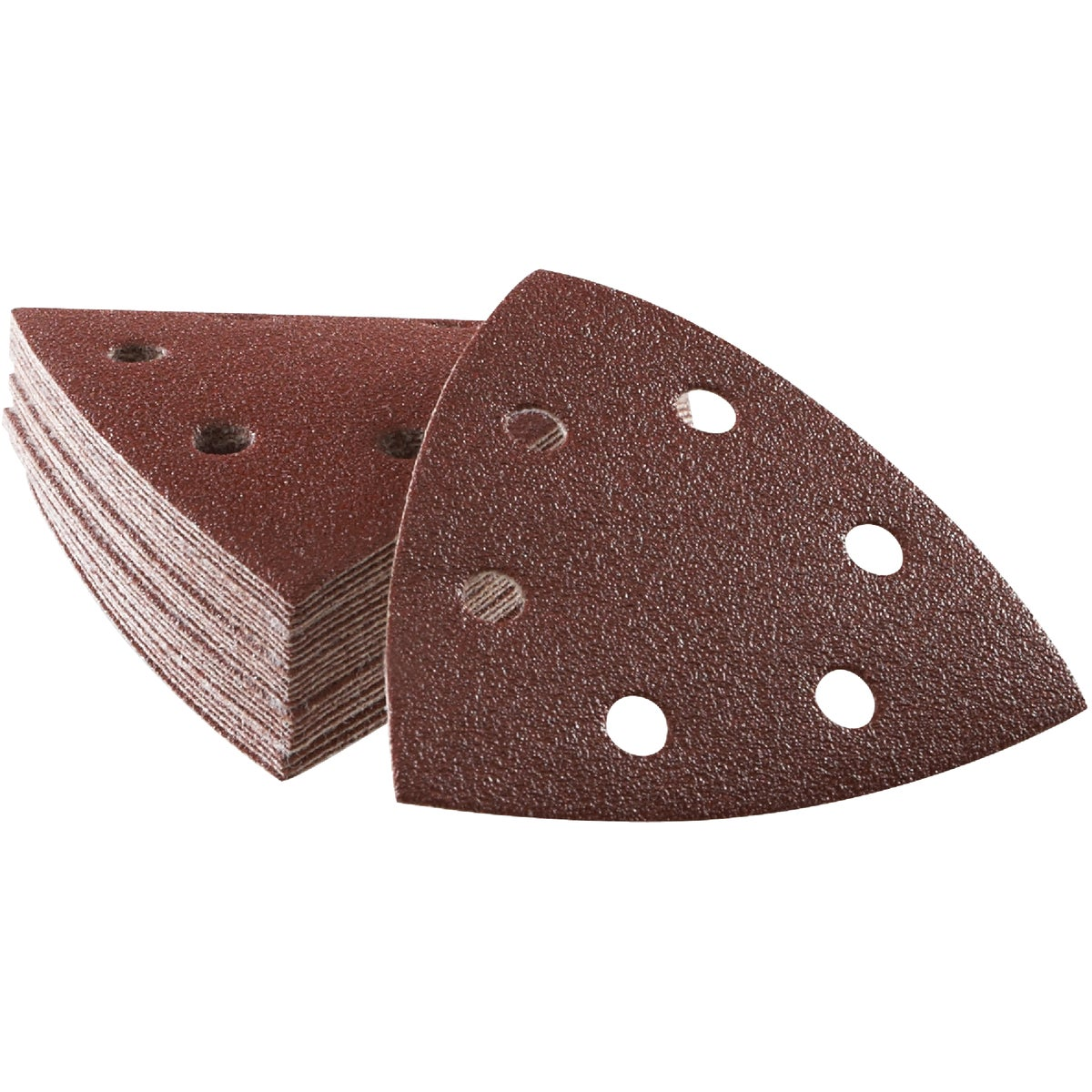 80G DETAIL SANDPAPER - SDTR080 by Robt Bosch Tool Corp