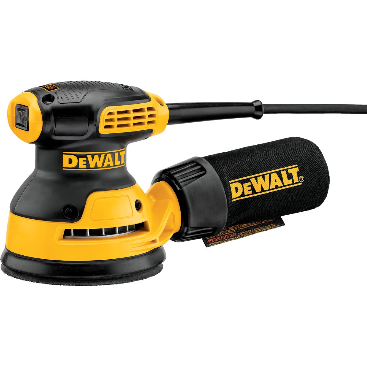 "5""3A RANDOM ORBIT SANDER - D26451K by DeWalt"