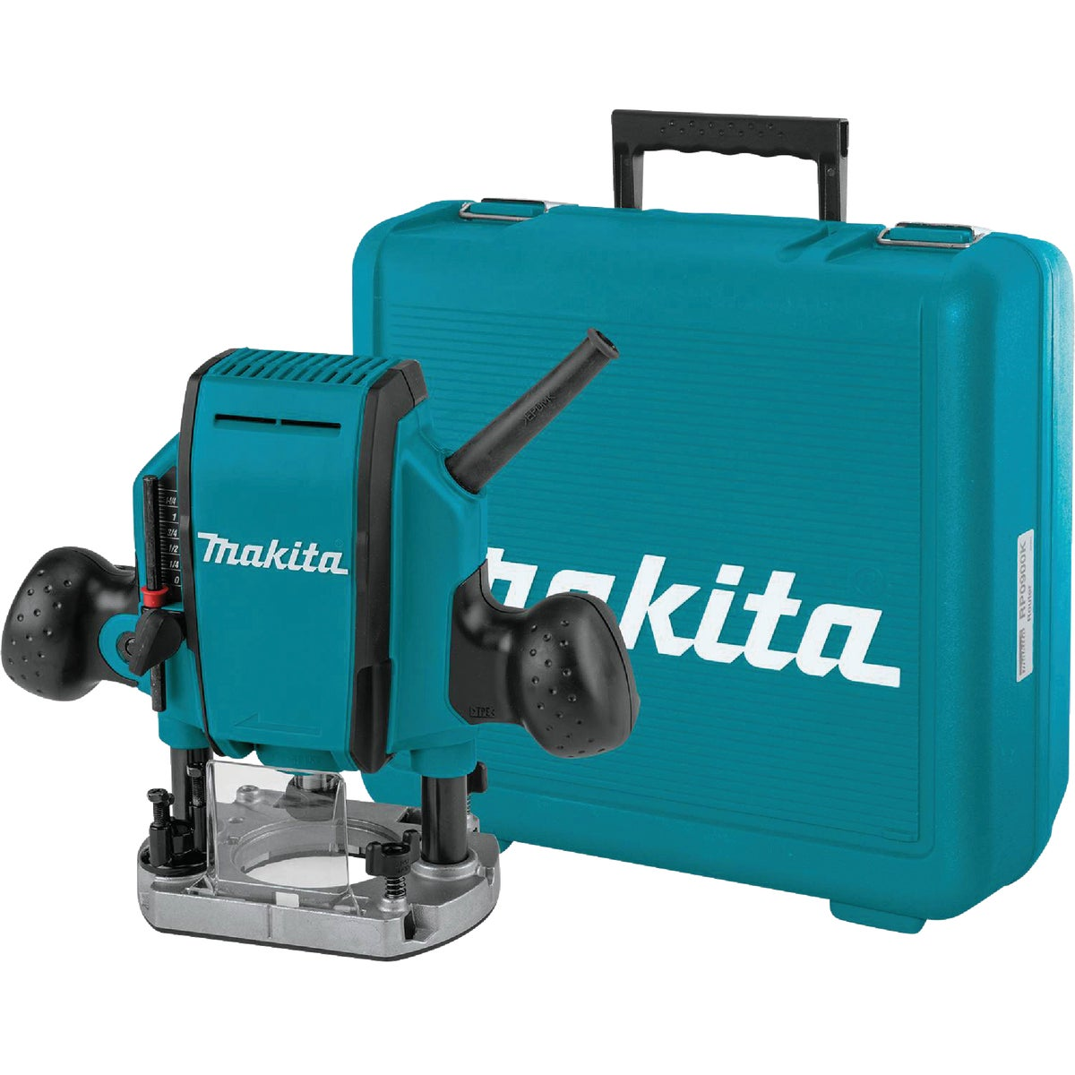 1-1/4HP PLUNGE ROUTER - RP0900K by Makita Usa Inc