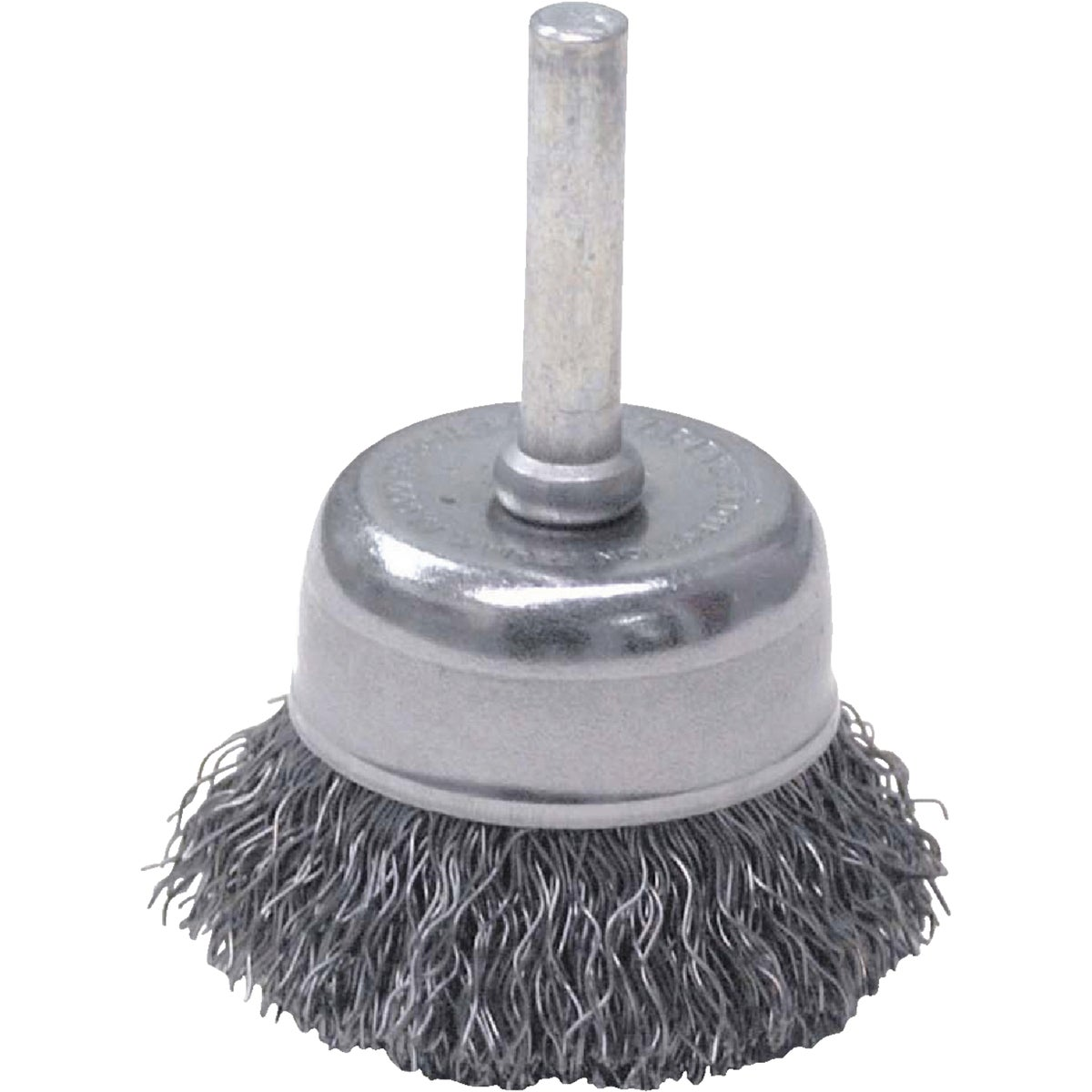 "2"" CRIMP WIRE CUP BRUSH"