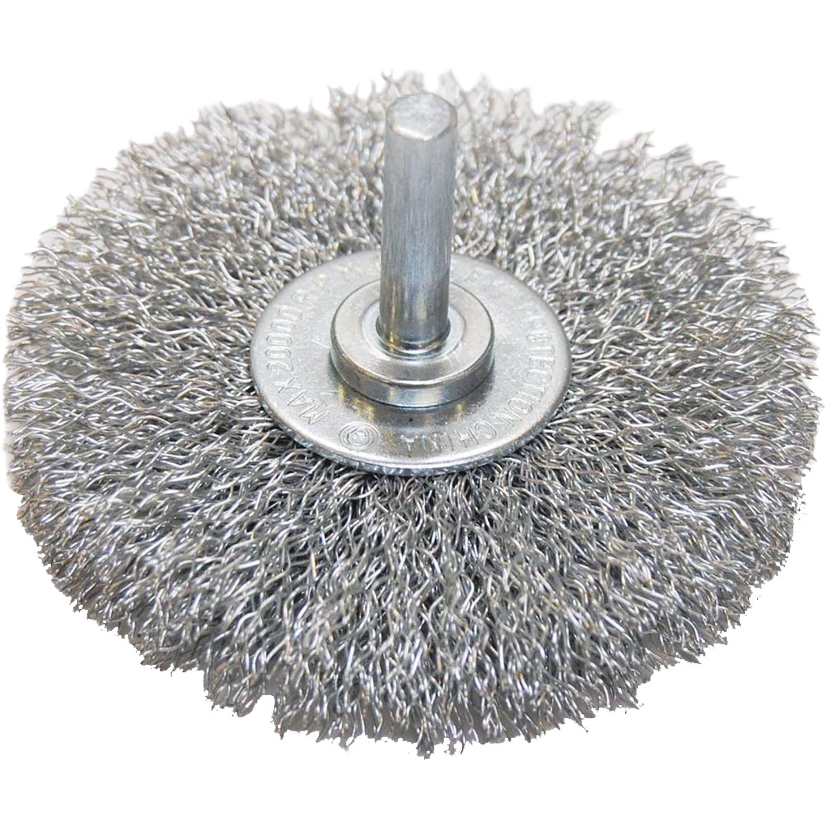 "3"" WIRE END BRUSH - 36011 by Weiler Corporation"