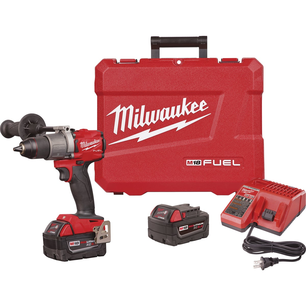 "M18 FUEL 1/2"" DRILL - 2603-22 by Milwaukee Elec Tool"