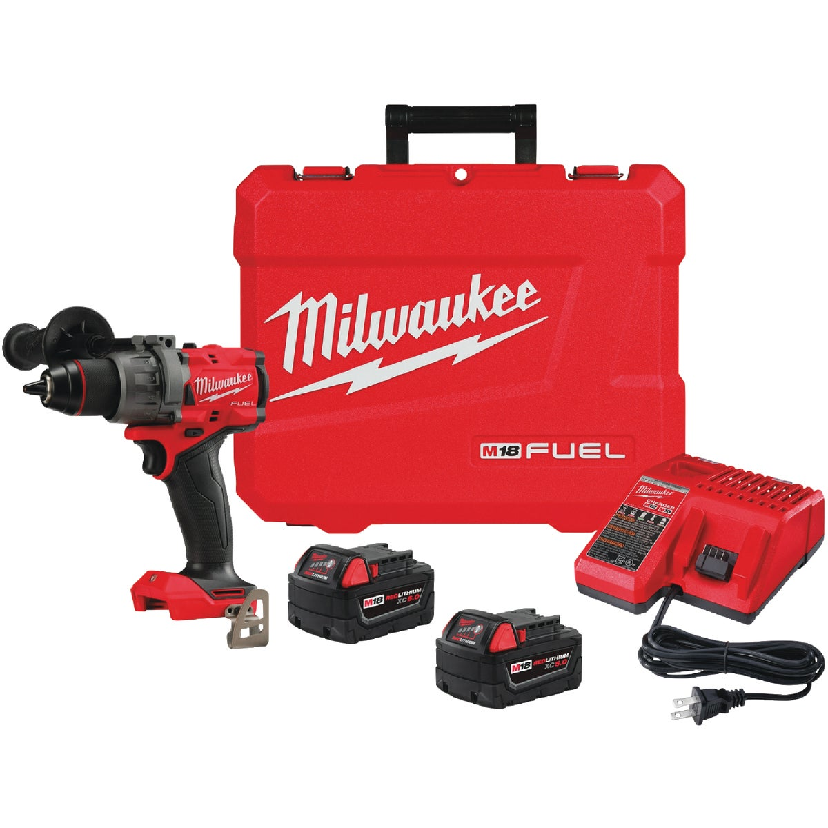 M18 FUEL HAMMER DRILL - 2604-22 by Milwaukee Elec Tool