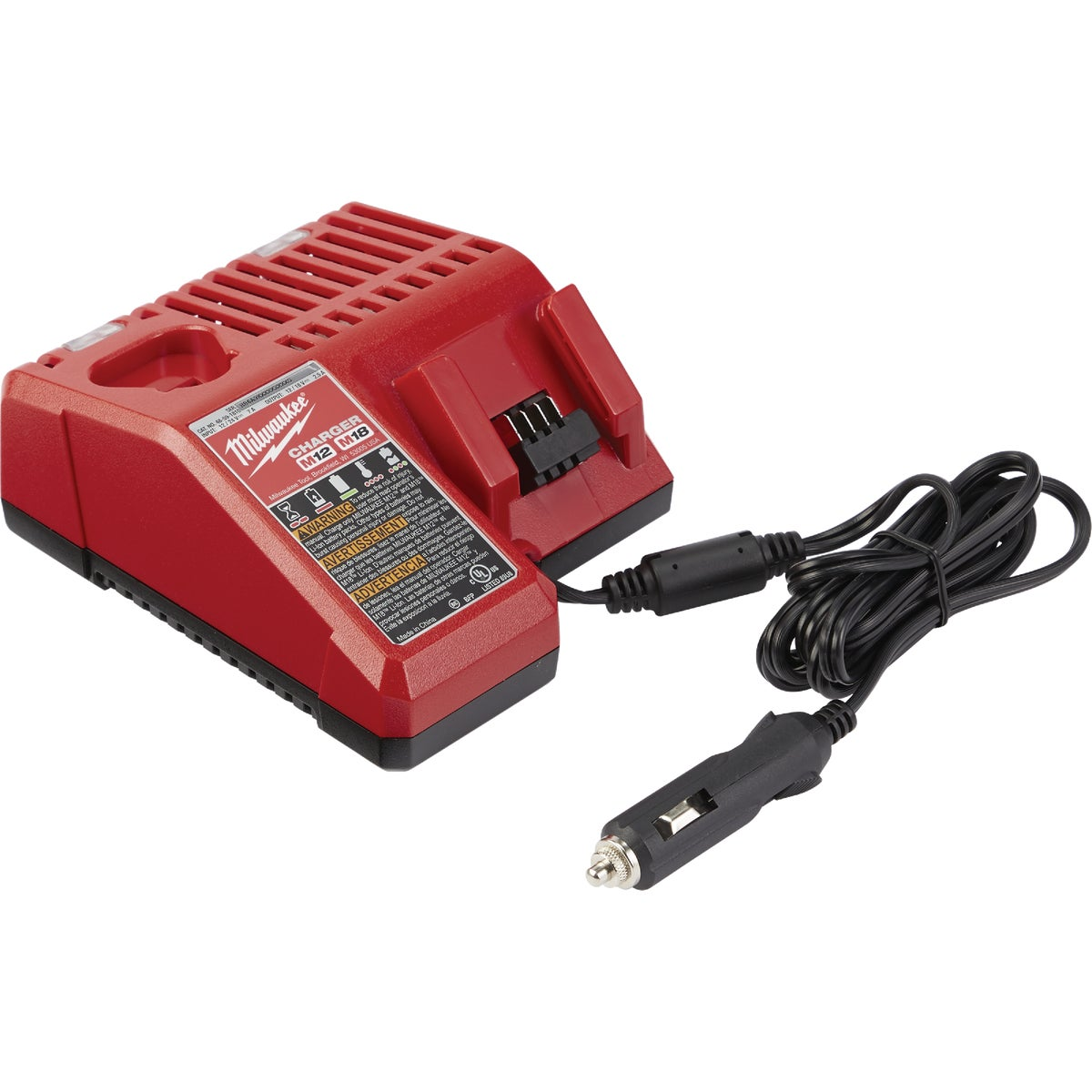 M18 AC/DC CHARGER - 2710-20 by Milwaukee Elec Tool