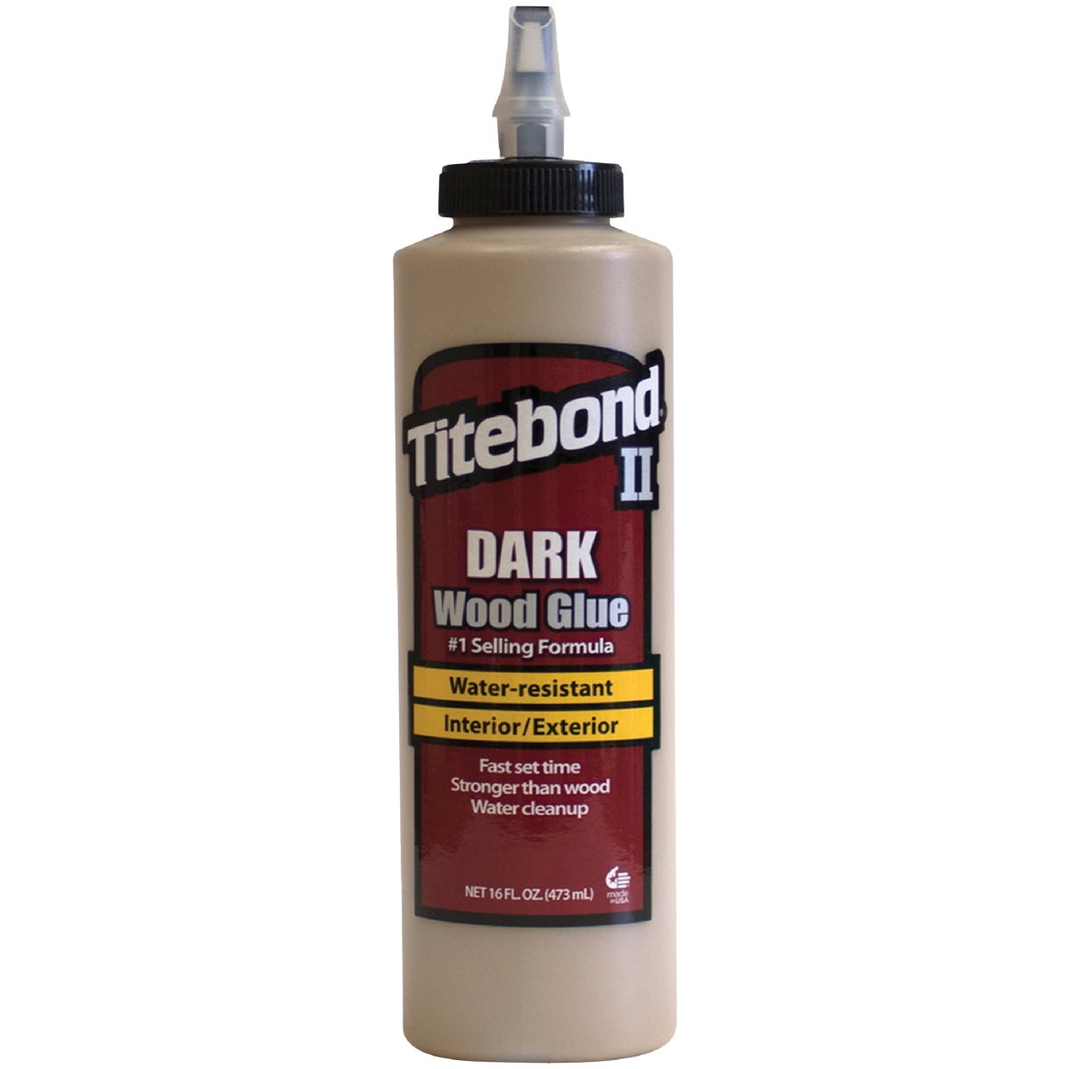 16OZ DARK WOOD GLUE - 3704 by Franklin Interl