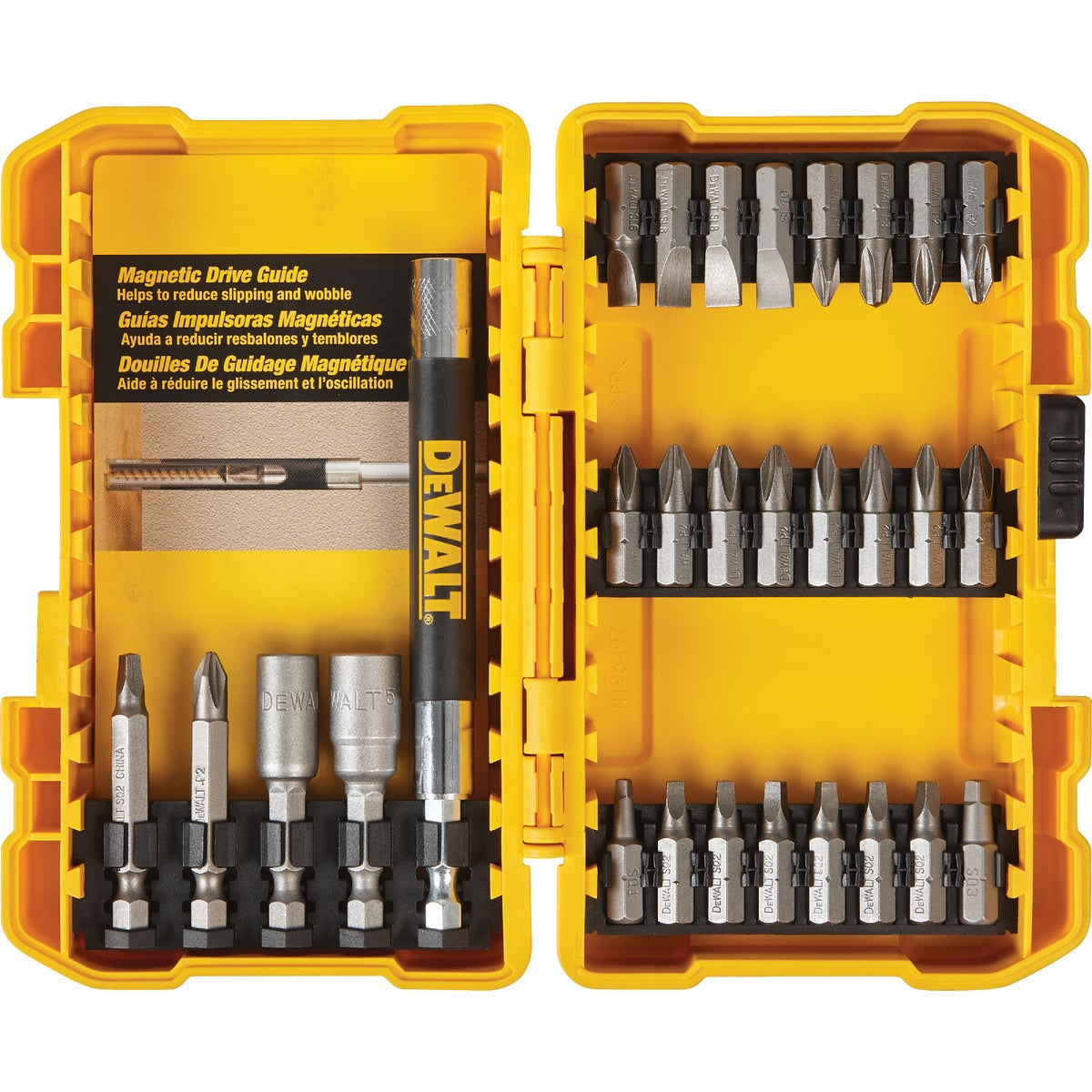29PC SCREWDRIVR BIT SET - DW2162 by DeWalt