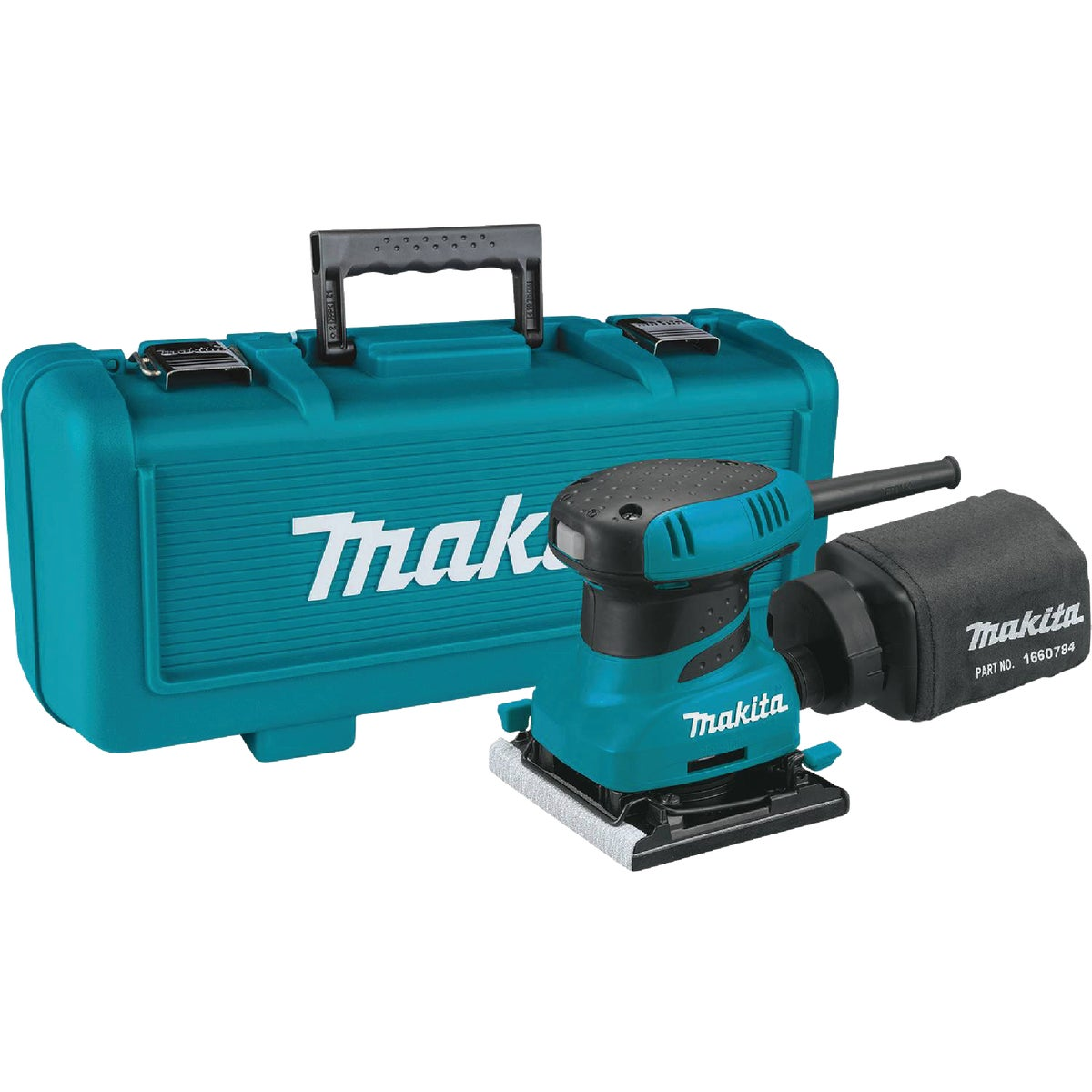 FINISH SANDER W/CASE - BO4556K by Makita Usa Inc