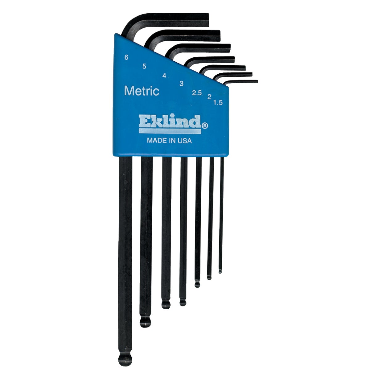 7PC MET BALL END HEX KEY - 13607 by Eklind