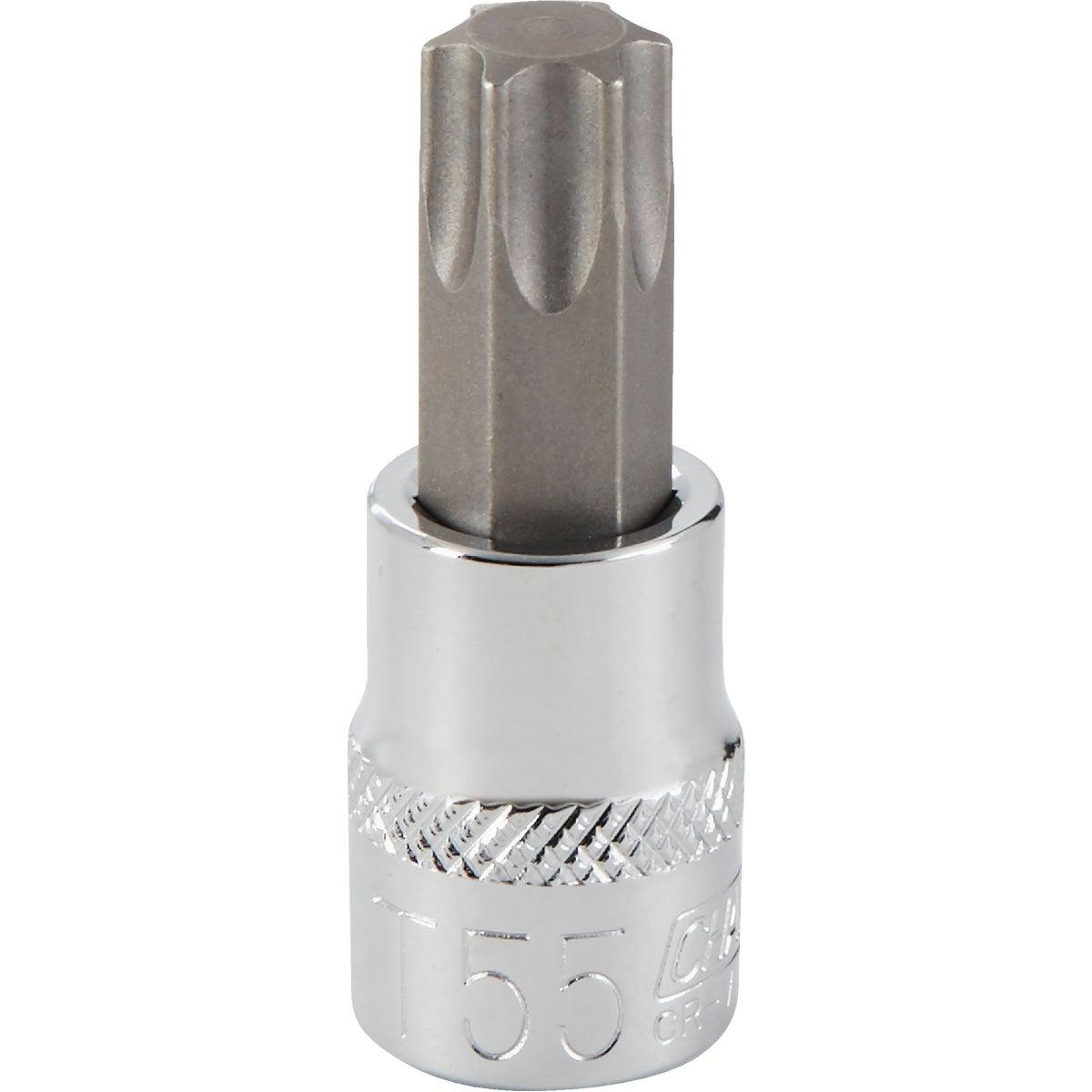 Channellock 3/8 In. Drive Torx Bit Socket, 370908