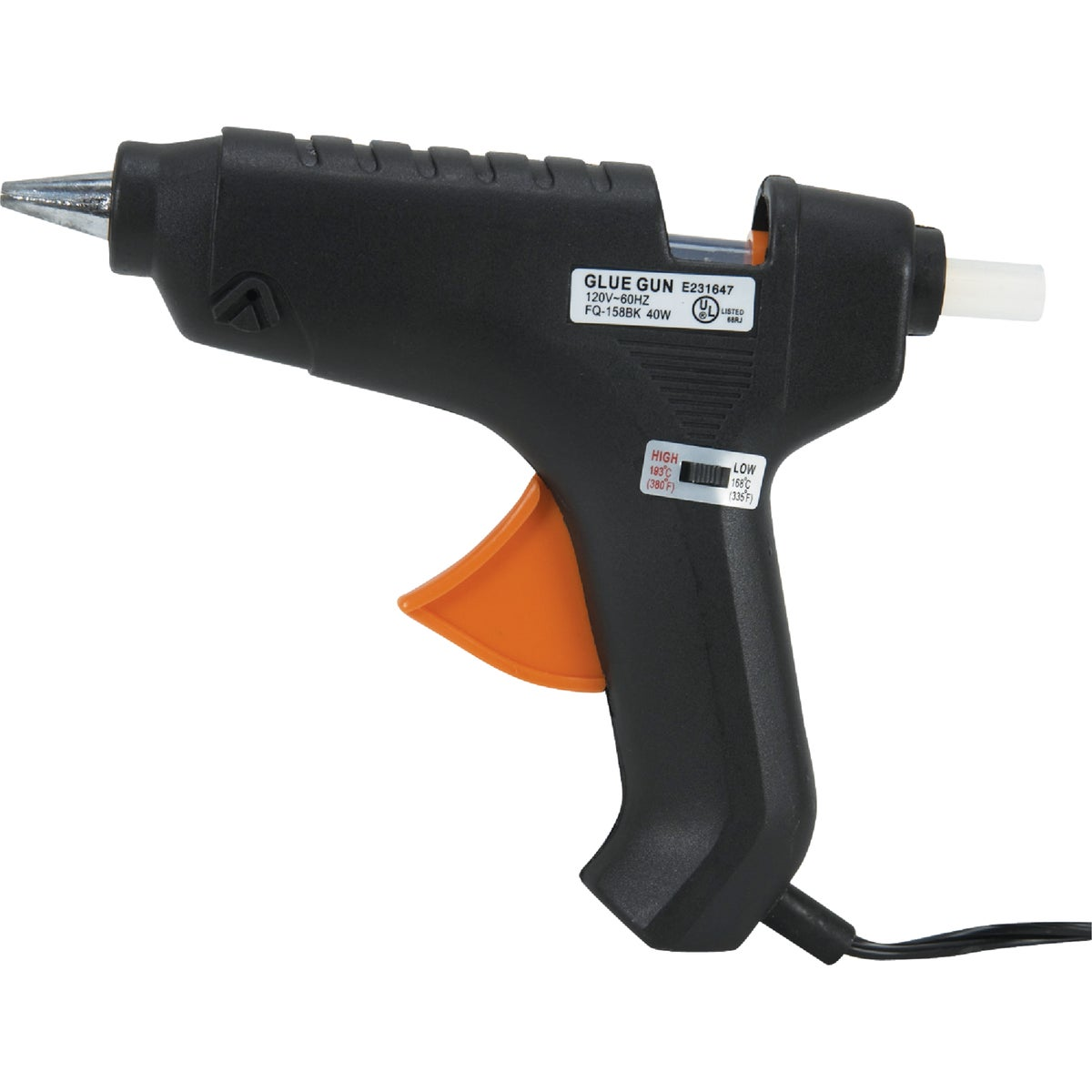 DUAL-TEMP GLUE GUN - 371351 by Do it Best