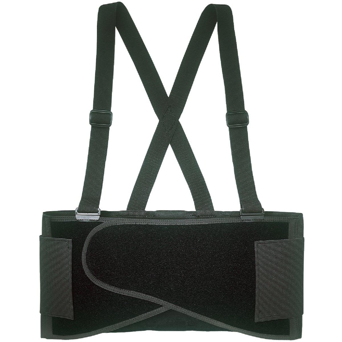 Custom Leathercraft 5000M Elastic Back Support Belt Fits Waists, 32-Inch to 3...