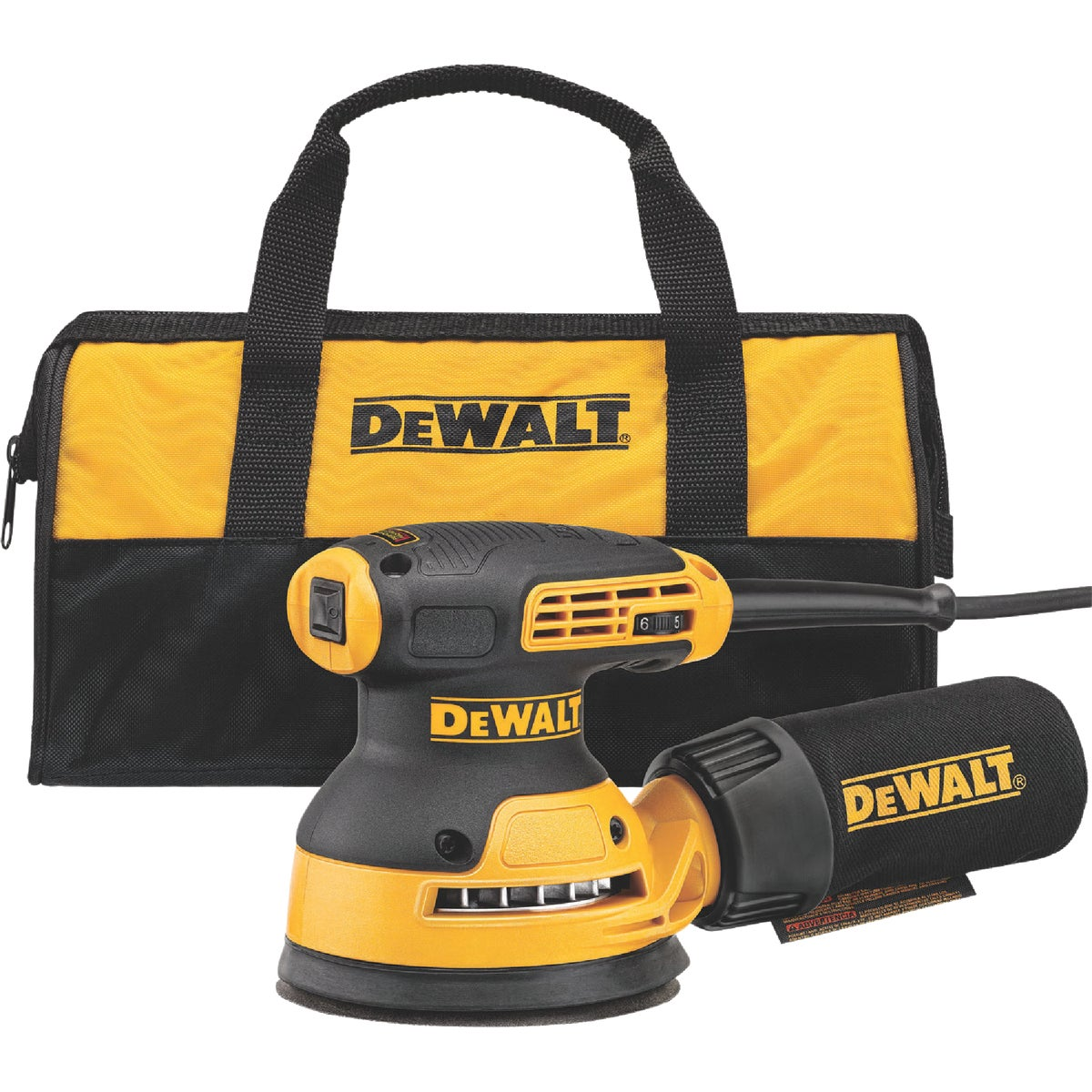 "5""VS RANDOM ORBIT SANDER - D26453K by DeWalt"