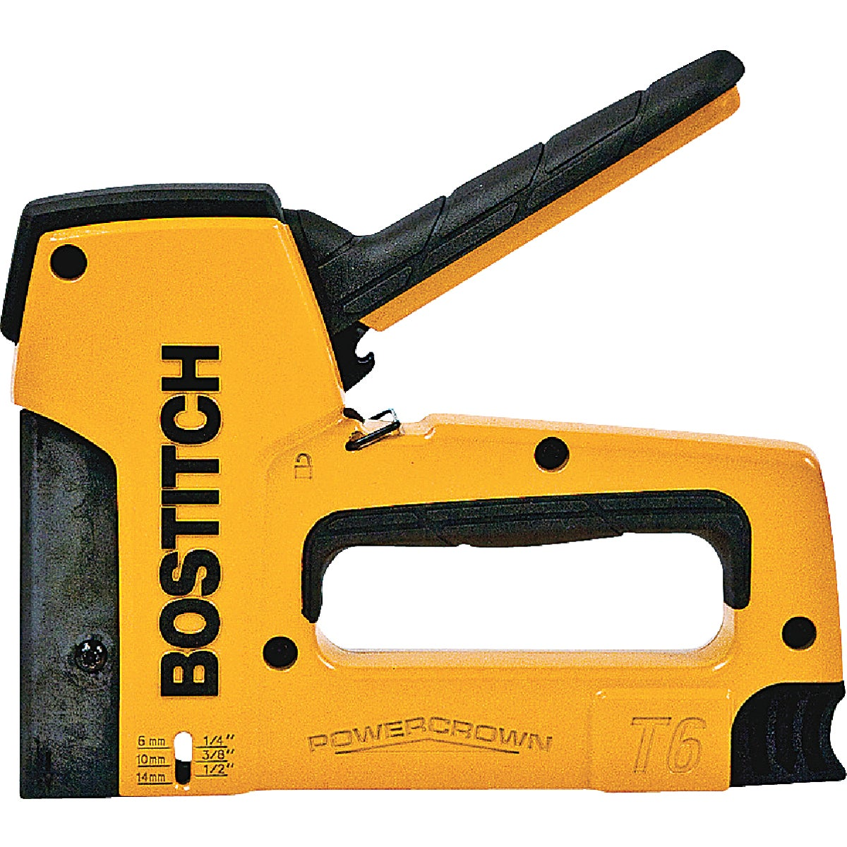 POWERCROWN HD STAPLE GUN - T6-8 by Stanley Bostitch