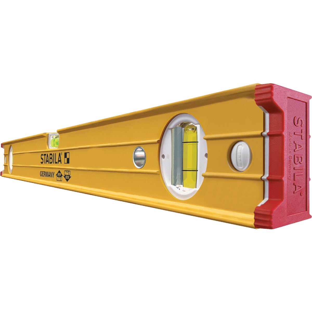 "24"" MAGNETIC ALUM LEVEL - 38624 by Stabila"