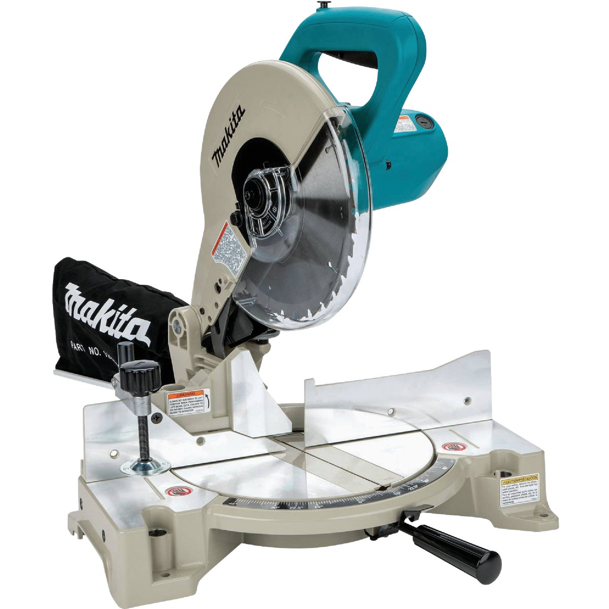 "10"" COMPOUND MITER SAW - LS1040 by Makita Usa Inc"