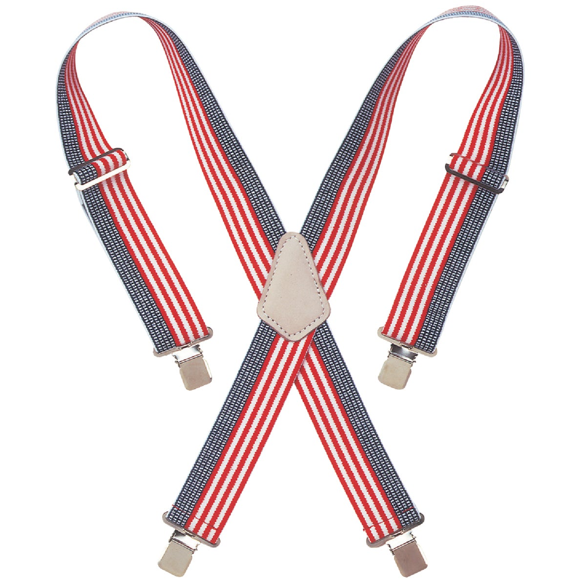 USA SUSPENDERS - 110USA by Custom Leathercraft