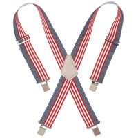 Custom Leathercraft USA SUSPENDERS 110USA