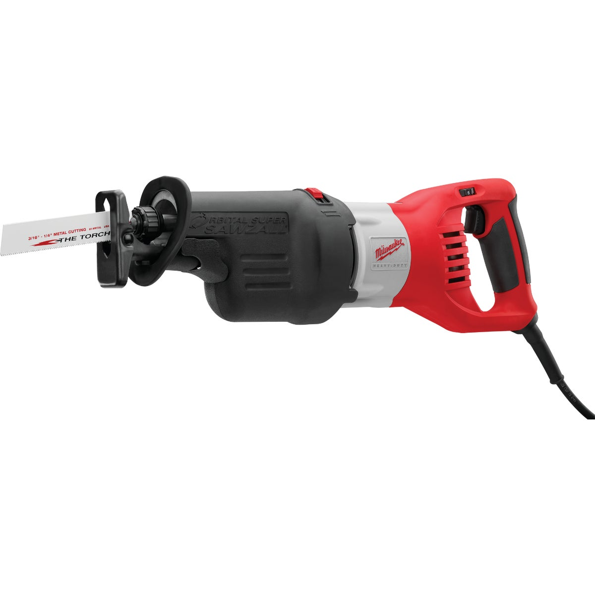 13A ORBITL SUPER SAWZALL - 653621 by Milwaukee Elec Tool