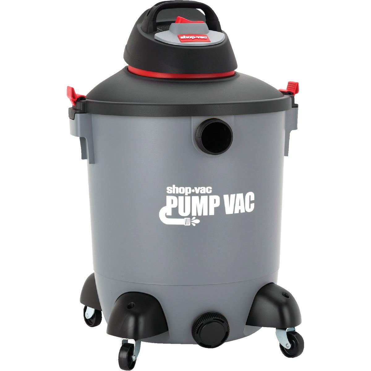 14GAL PUMP WET/DRY VAC